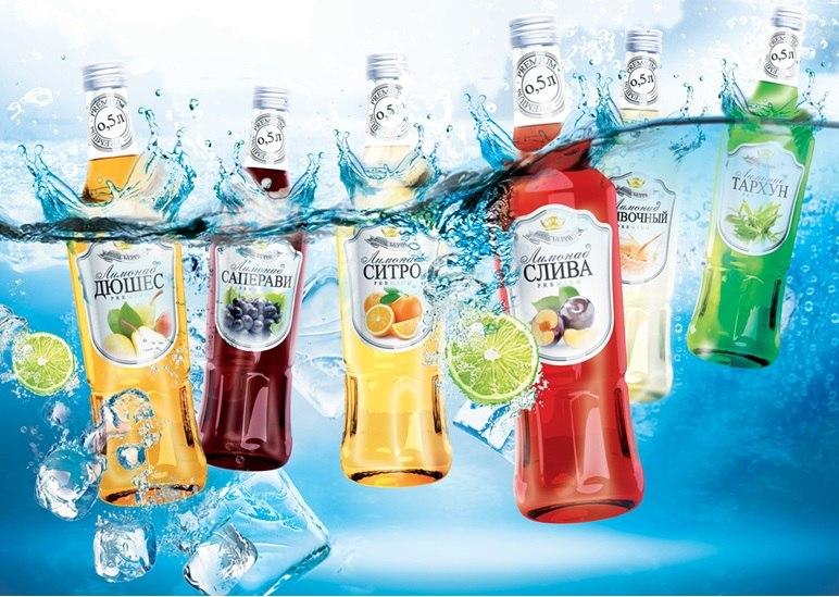 безалкогольные напитки фото из рекламы этом никто сказал